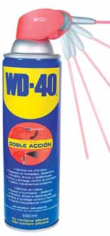 PROIMAN 400040 LUBRICANTE-LIMPIADOR WD-40 SPRAY 500ml